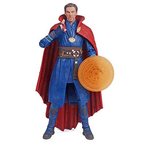 WEIR Doctor Strange Figura de acción Figura Coleccionable Juguete Infinity War Modelo de Personaje Animado 7 Pulgadas Edades 4 en adelante,Doctor Strange