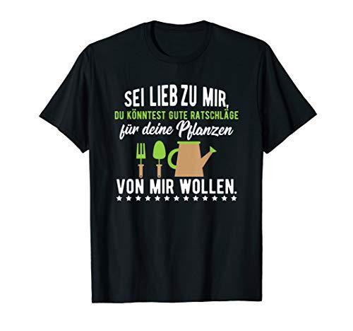Landschafts-Gärtner, Garten-Freunde Geschenk-Idee I T-Shirt