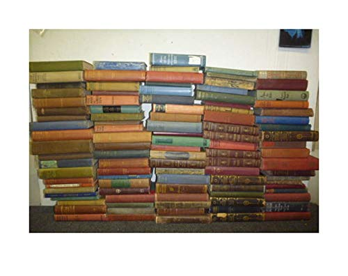 Lot of 10 Antique Collectible Vintage Old Rare Hard To Find Books (MIX UNSORTED)