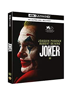 Joker (4K+Br) (B07Z87LRZT) | Amazon price tracker / tracking, Amazon price history charts, Amazon price watches, Amazon price drop alerts
