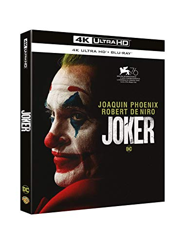 Joker  4K Ultra HD + Blu-Ray