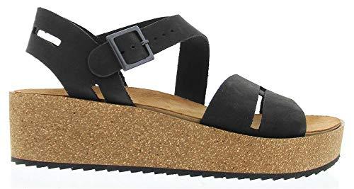 LOINTS - Sandale Samba 71941 schwarz 40