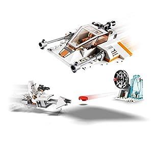 Amazon.co.jp - レゴ スターウォーズ スノースピーダー 75268