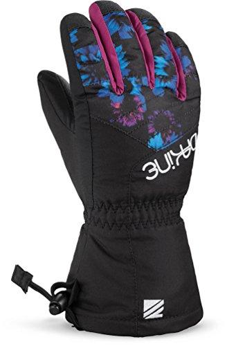 Dakine Tracker Glove K/M Snow Kinder, Bluflowers