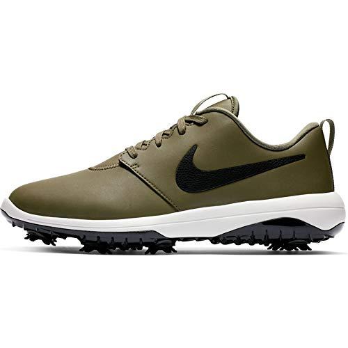 Nike Men's Roshe G Tour Golf Shoes (9 M US, Medium Olive/Black/Summit White/Black)