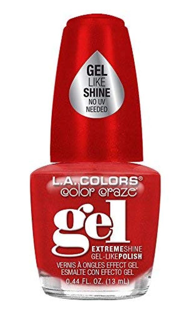 補体君主制動脈LA Colors L.A.Colors Extremeはゲル状のポーランドシャイン - フォクシー - CNP764
