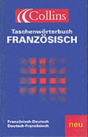 Xgerman/French Taschenwbuch (Dictionary)