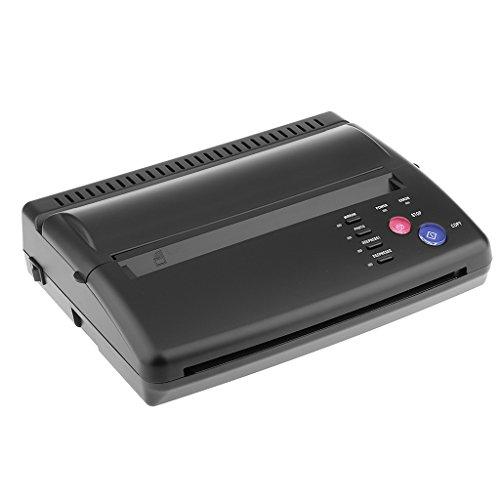 MagiDeal Transferencia de Tatuaje Máquina de Impresora