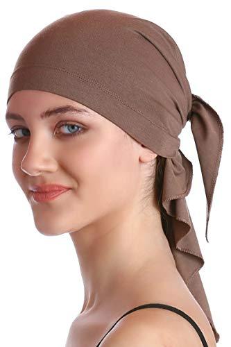 Deresina Headwear Bandana de Bambu Unisex para quimio