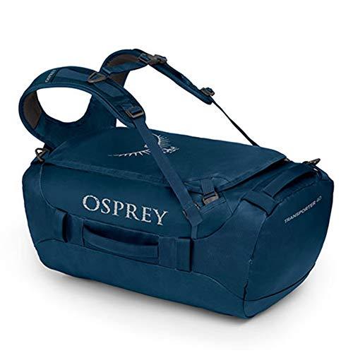 Osprey Europe Transporter 40 Sacs à Dos Unisex-Adult, Deep Water Blue, O/S