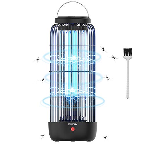 Qxmcov Mosquito Killer Lamp, 13W UV Electric Insect Killer Indoor Fly...