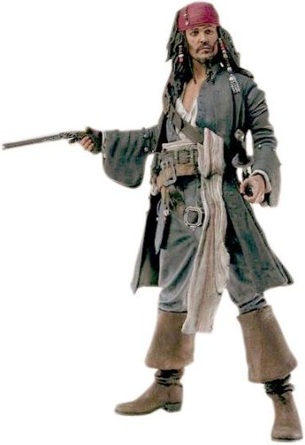 POTC 2 Dead Man´s Chest - Jack Sparrow 30cm Figur