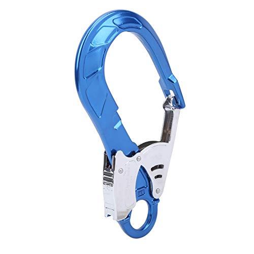 Bigking Sicherheitshaken, Camnal Sicherheitshaken Aluminiumlegierung Snap Lock Hakenclip Absturzsicherung Sicherheitsclips Outdoor