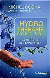 L'hydrothérapie chez soi