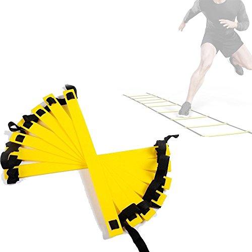 Agility Speed Training Ladder voor Voetbal Hockey Tennis Muay Thai Taekwondo