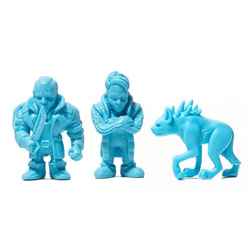 JINX 86046 Cyberpunk 2077 Monos Voodoo Boys Set Serie 1 Figuren