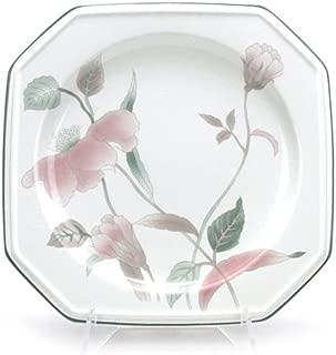 Silk Flowers by Mikasa, China Salad Plate