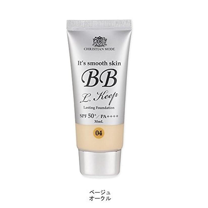 神経事ジャーナルクリスチャンモード Lキープ BB ラスティングファンデーション SPF50+ PA++++(ベージュオークル)