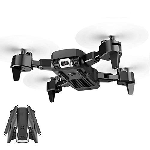 HBBOOI GPS Drone con 4K FPV Camera, WiFi Live Video Brushless Quadcopter con Il Caso di Trasporto, Doppia Fotocamera di commutazione, Auto Ritorno a casa, Selfie Drone for Adulti Principianti Expert