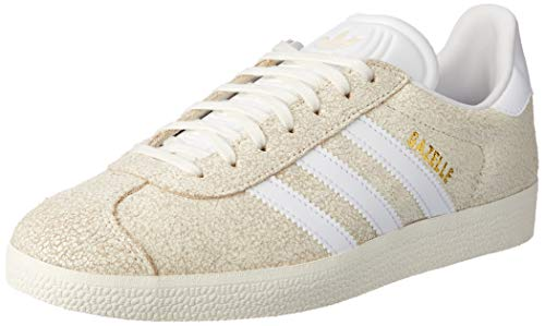 adidas Gazelle W, Zapatillas para Mujer, Blanco (Off White/Footwear White/Off White 0), 38 2/3 EU