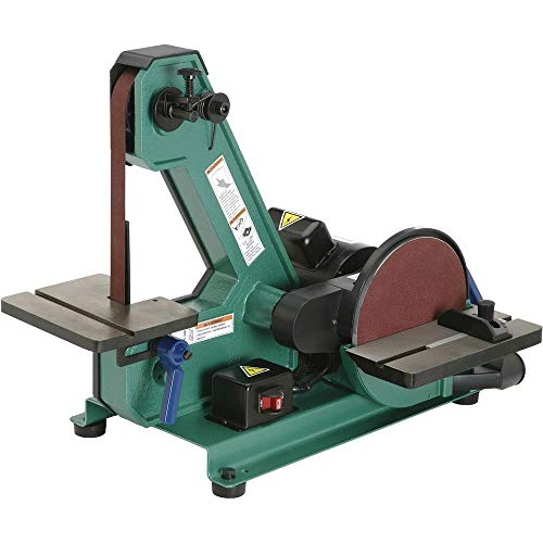 Grizzly Industrial H8192 - 1' x 42' Belt / 8' Disc Combo Sander