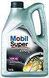 Mobil Super (TM) 2000 X1 10W-40 Olio motore (5L)