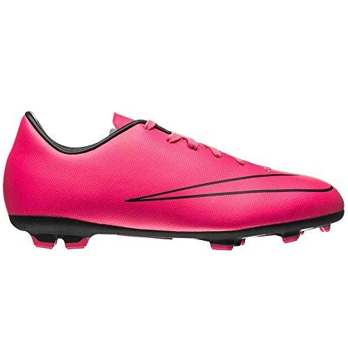 Nike Mercurial Victory V FG Kinder Stiefel, pink/schwarz, Größe 34