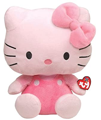 Ty Beanie Buddy Hello Kitty - All Pink (Large) from Ty