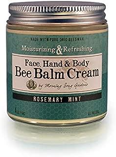 Rosemary Mint Bee Balm Cream 2oz