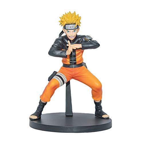 BanPresto Naruto Shippuden Vibration Stars Uzumaki Naruto II Figure