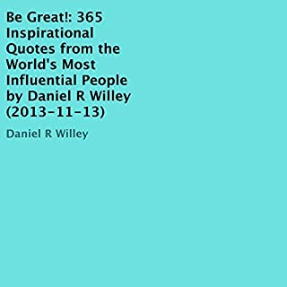 Be Great! cover art