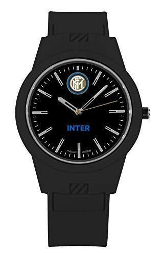 Inter P-IN461UN1, Orologio Sportivo Unisex-Adulto, Nero
