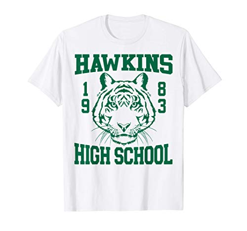 Netflix Stranger Things Hawkins High School 1983 T-Shirt