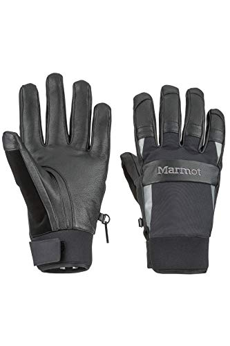 Marmot Men's Spring Glove, Black, Large