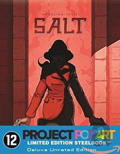 Salt - Edition Bluray Steelbook Pop'art