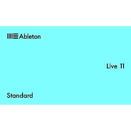 Ableton Live11 Standard 通常版 エイブルトン