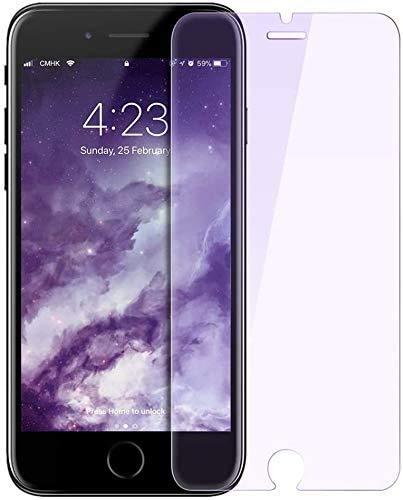 2pcs iPhone6plus/6splus ガラスフィルム ブルーライトカット iPhone6plus/6splusガラスフィルム 液晶保護 iPhone6splus ソフトフレーム iPhone6plus/6splus 画面保護フィルム ブルーライトカット アンチグレア マット (iphone6plus/6s plus)