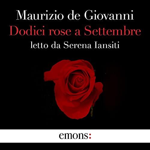 Dodici rose a Settembre copertina