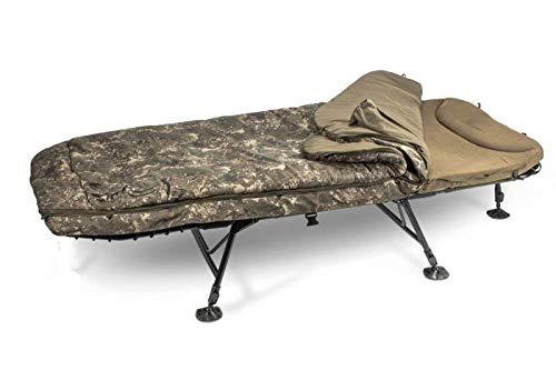 Nash Tackle Indulgence MF60 SS3 Schlafsystem für 5 Jahreszeiten