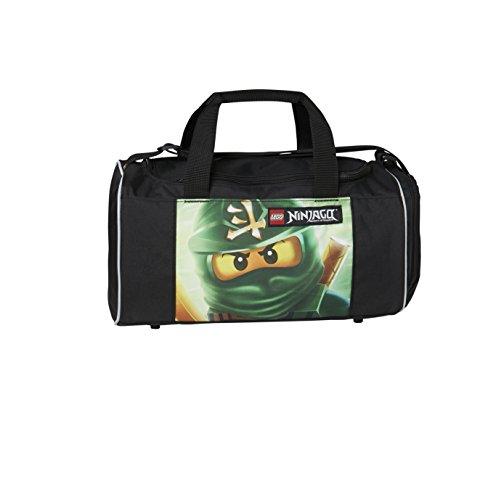 LEGO Sporttasche Ninjago Green Grün