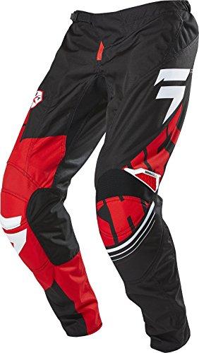 Shift Assault MX-Hose, Farbe schwarz-weiss, Größe 28