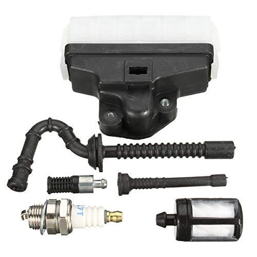 Motorrad-Komponenten Luft-Kraftstoff-Ölfilter Schlauch Service-Kits for STIHL 021 023 025 MS210 MS230 MS250, Top-Qualität