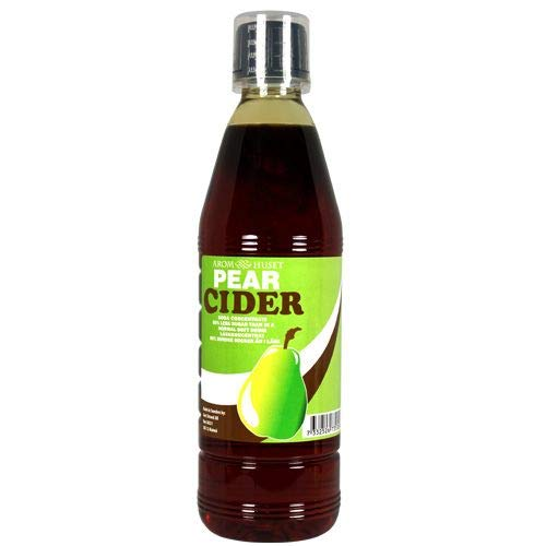 Birne Cider Limonadenkonzentrat 500 ML