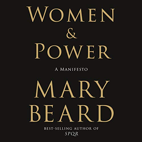 Women & Power audiobook cover art