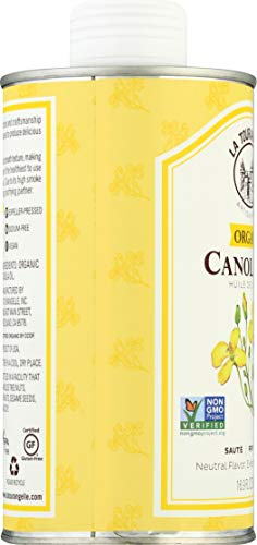 Product Image 8: La Tourangelle, Organic Canola Oil, 16.9 Ounce (Packaging May Vary)