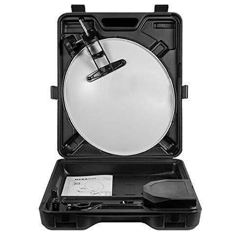 Megasat Portable 35cm Camping Satellite Dish Kit