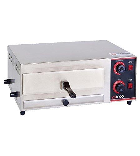Winco EPO-1 Electric Countertop Pizza Oven