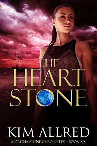 The Heart Stone: A Time Travel Romance Adventure (Mórdha Stone Chronicles Book 6)