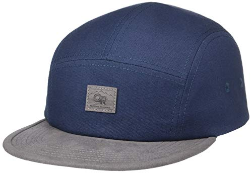 Outdoor Research Murphy 5 Panel Hat, Naval Blue/Pewter, 1size