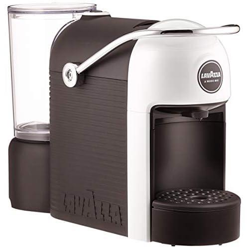 Lavazza a Modo Mio, Macchina per Caffé Jolie, 10 bar, per capsule Lavazza A Modo Mio, Bianca